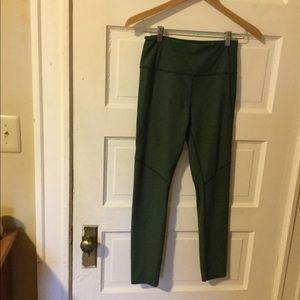 Outdoor voices 7/8 leggings size S